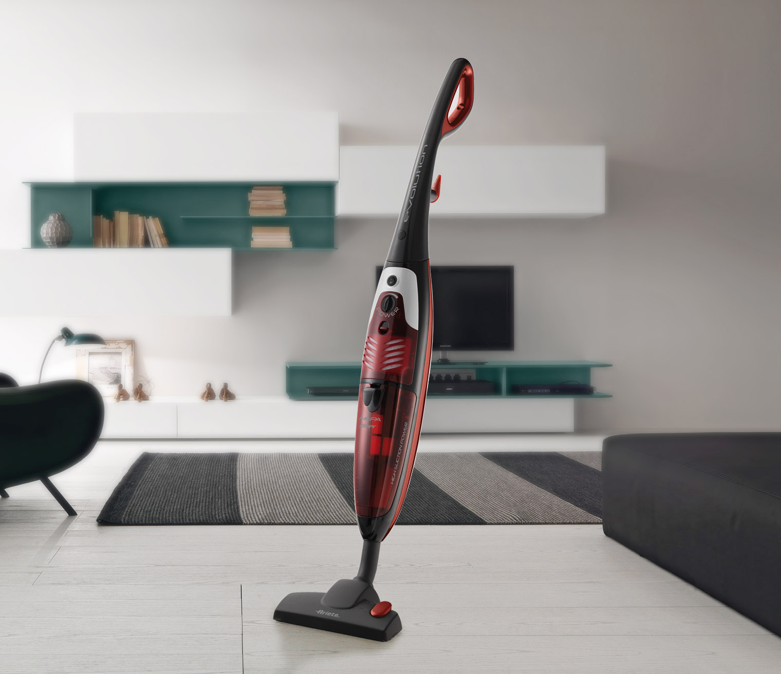 Le migliori scope elettriche classifica e recensioni di for Ariete evo 2 in 1 cordless