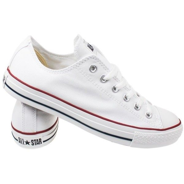 1.Converse All Star Ox Canvas