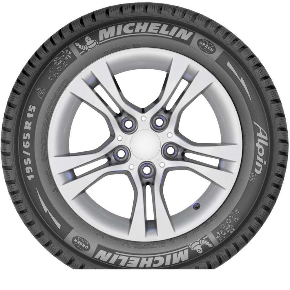 1.Michelin Alpin A4