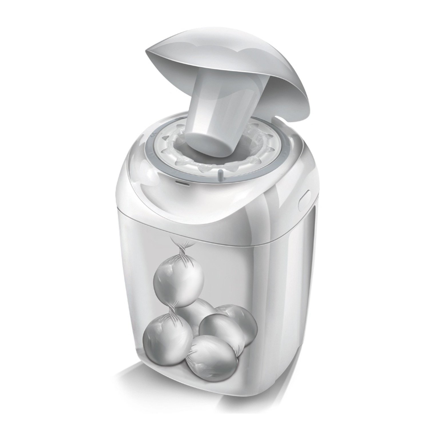 1.Tommee Tippee 84011505 Sangenic