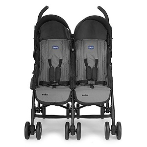 3.Chicco Echo Twin