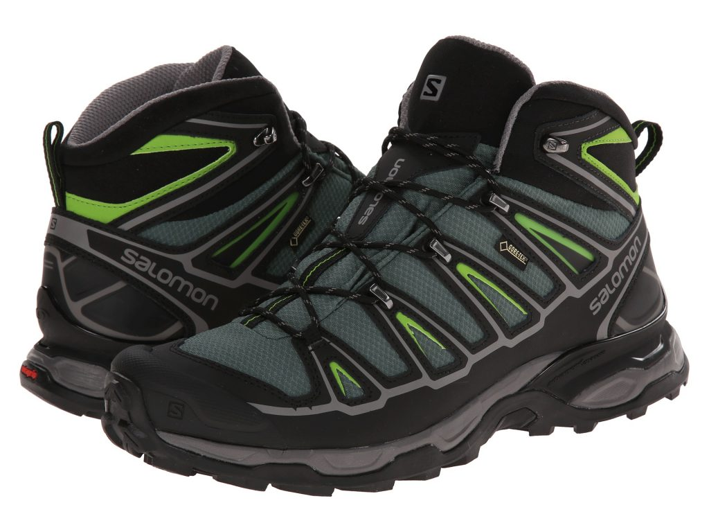 ▷ Scarpe da trekking Salomon. Classifica Di Marzo 2019 0820d687b9f