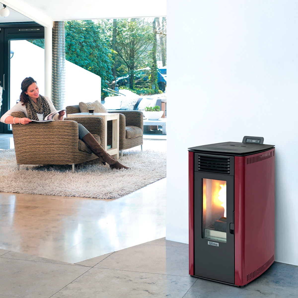 ▷ Le migliori stufe a pellet 8 kw. Classifica Di Agosto 2018